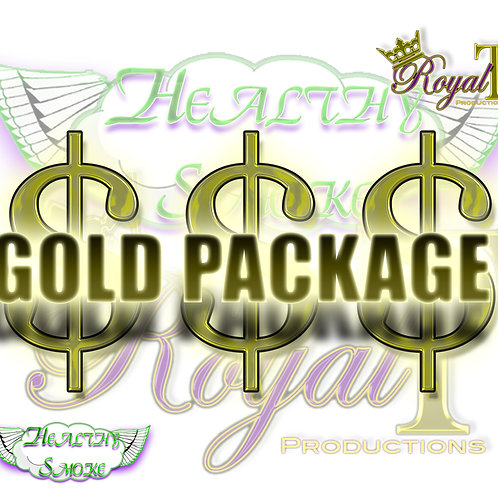 Gold Package | $440 Value