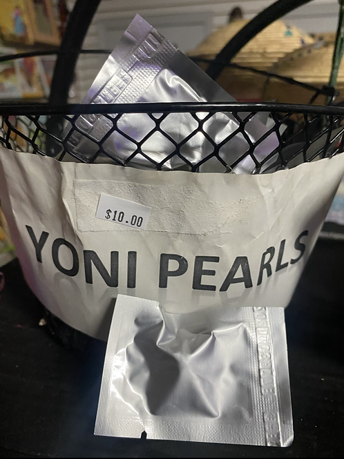 Yoni Pearls