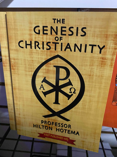 The Genesis Of Christianity