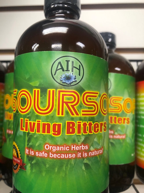 Soursop Living Bitters