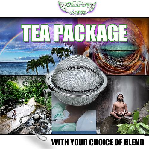 Healthy Smoke Tea Package