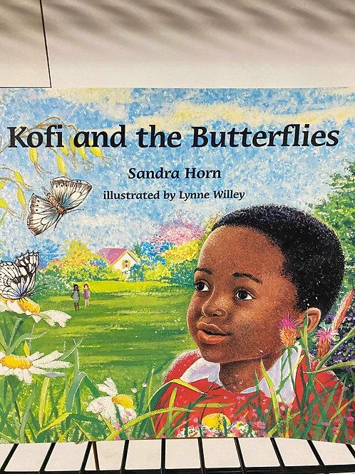 Kofi And The Butterflies
