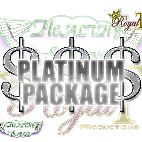 Platinum Package | $880 Value