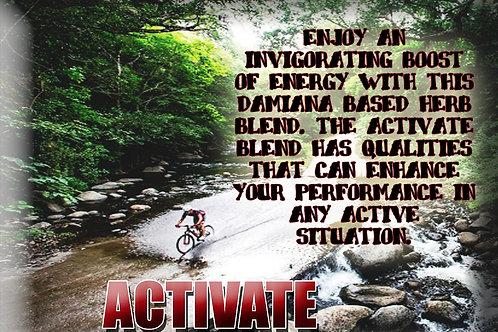 Activate Blend