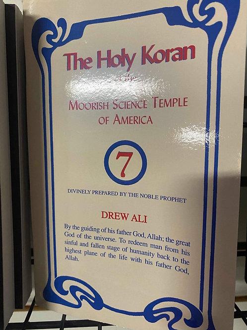 Circle 7 Holy Koran