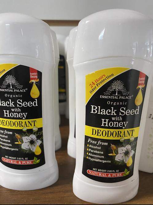 Black Seed Deodorant With Honey