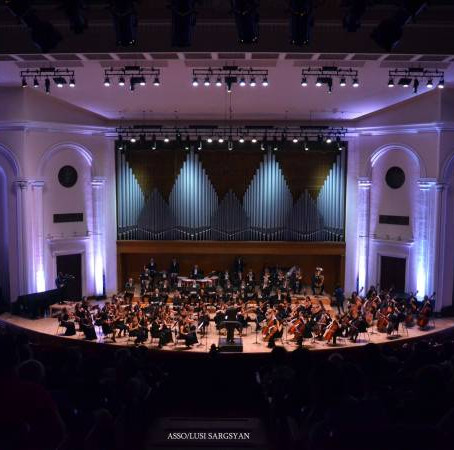 2019: the Year for the Orchestra to Widely Spread Armenian Music Art on International Platforms