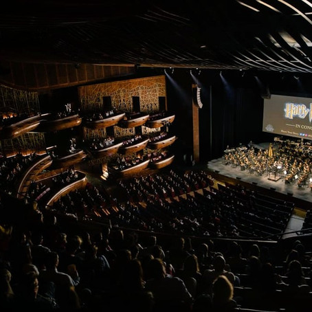 Armenian State Symphony Orchestra presented a new format of world cinema score at Dubai Opera