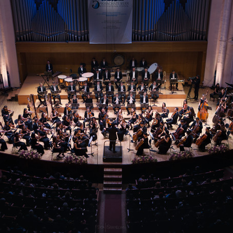 Armenian State Symphony Orchestra to present Symphony No.9 by Gustav Mahler