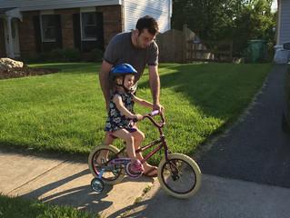 New Bikes and the Spiritual Life
