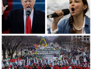 Rallies and Speeches and Marches, oh my!