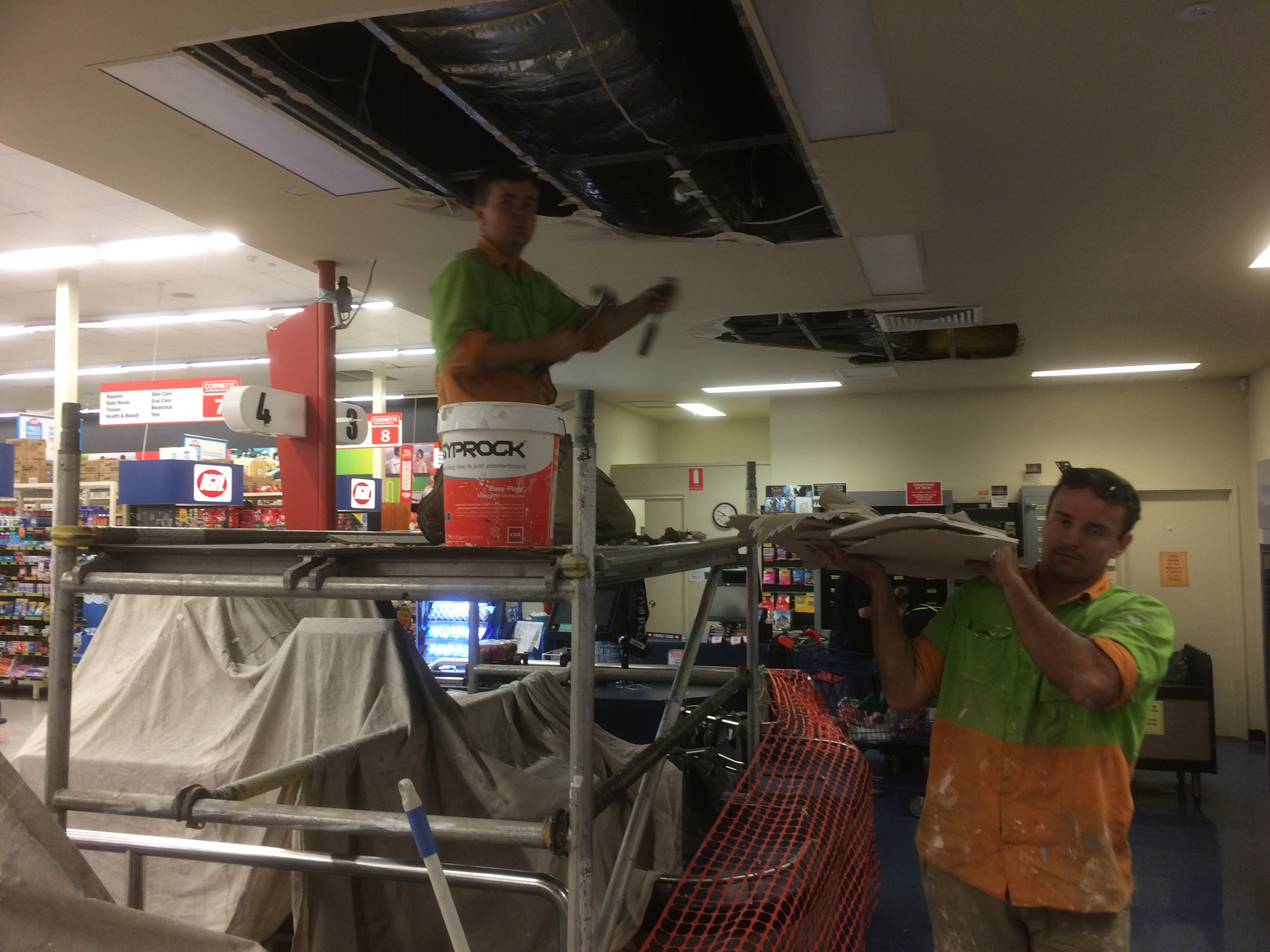 IGA Roof Repair