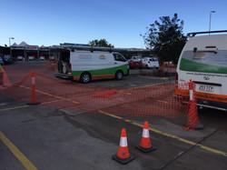 Emergency Carpark Leak