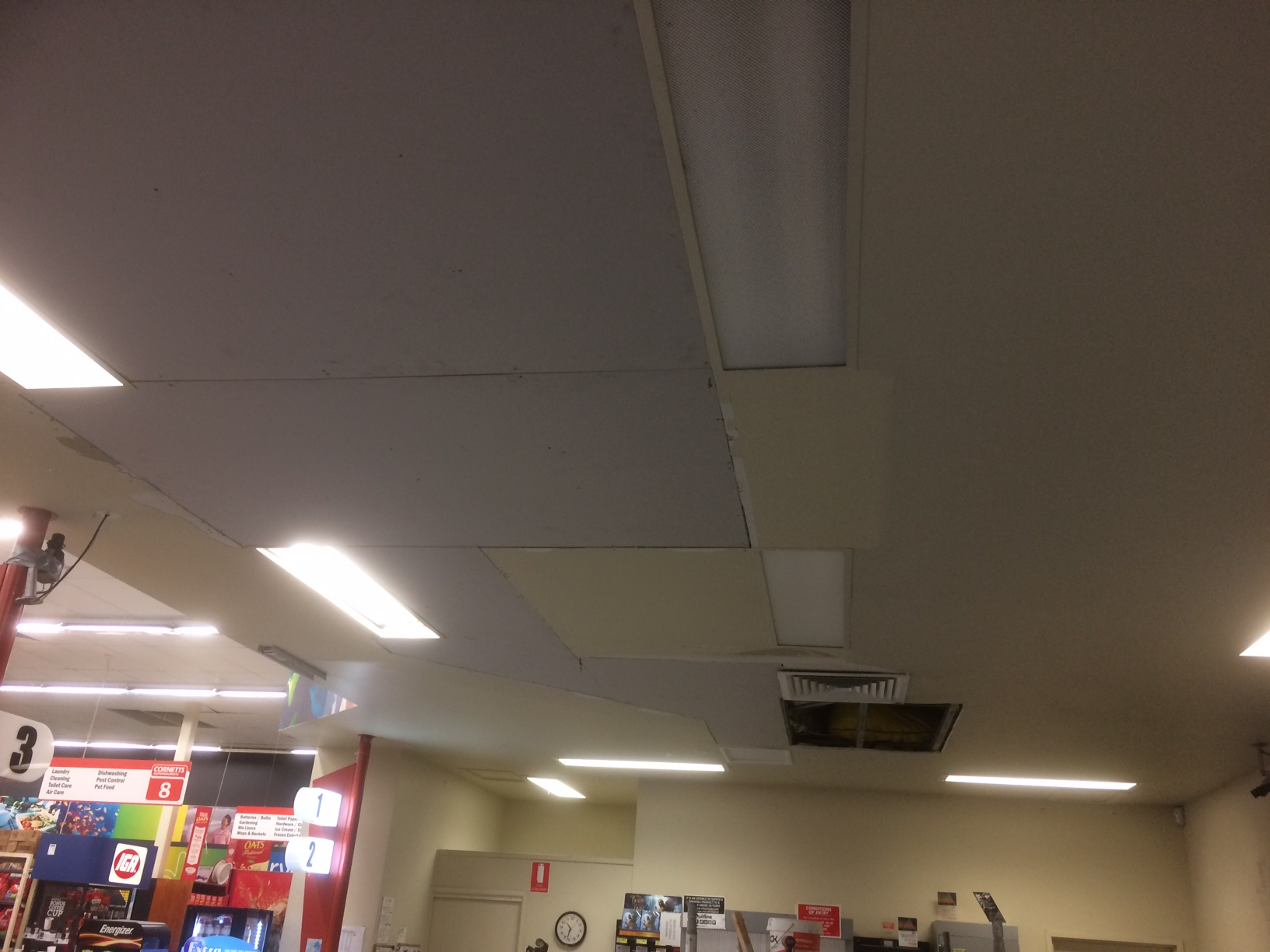 IGA Roof Repair
