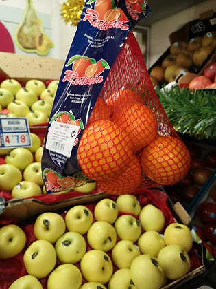 Naranjas 2kg zumo bolsa