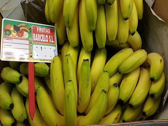 Plátanos americano extra. k.g.