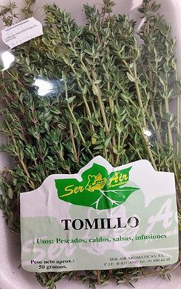 Tomillo Bandeja