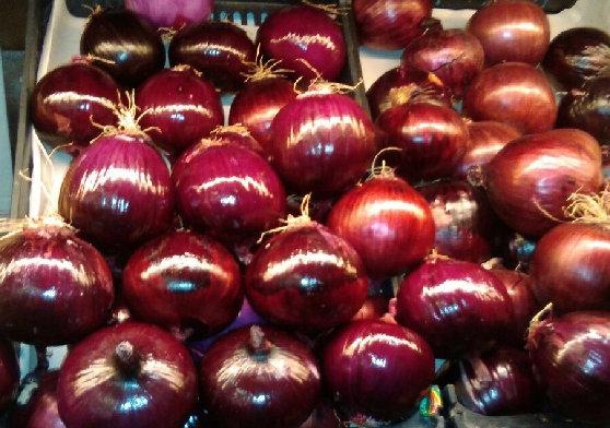 Cebollas Roja. k.g