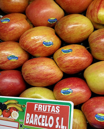 Manzana ambrosía. k.g