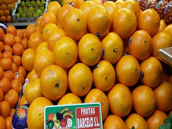Naranjas zumo extra. k.g