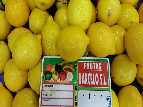 Limones extra. k.g.