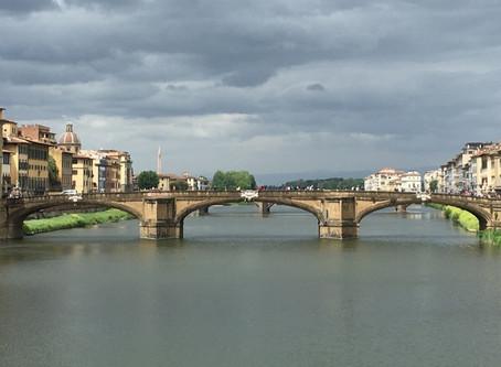 Firenze con Francesca, la fiorentina di Inzir!