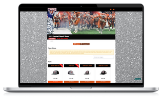 Live Example Sports Store