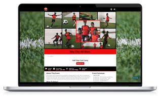 Live Example Sports Event Details