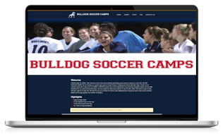 Bulldogs Soccer Camps Home