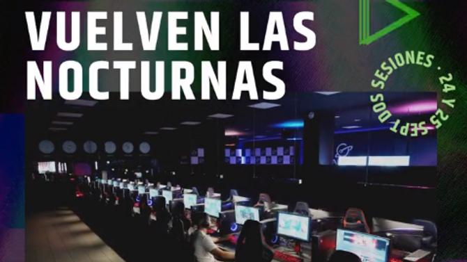 Sesión Nocturna 24/09 - Galaxy Gaming Center