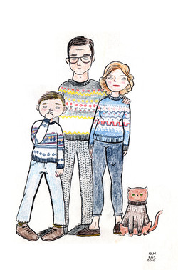 sweaterfam