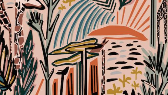 Savannah - Cotton Canvas