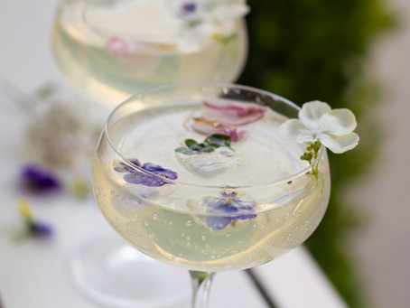 Recipe: Gin & Elderflower Cocktail