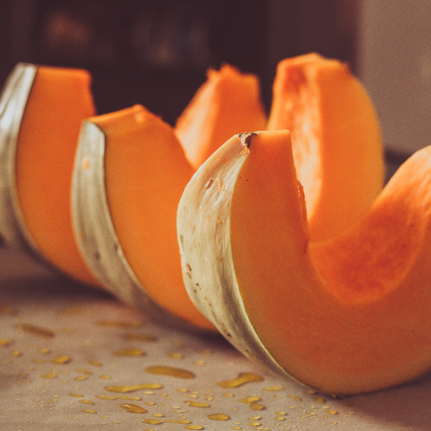 Raw Pumpkin