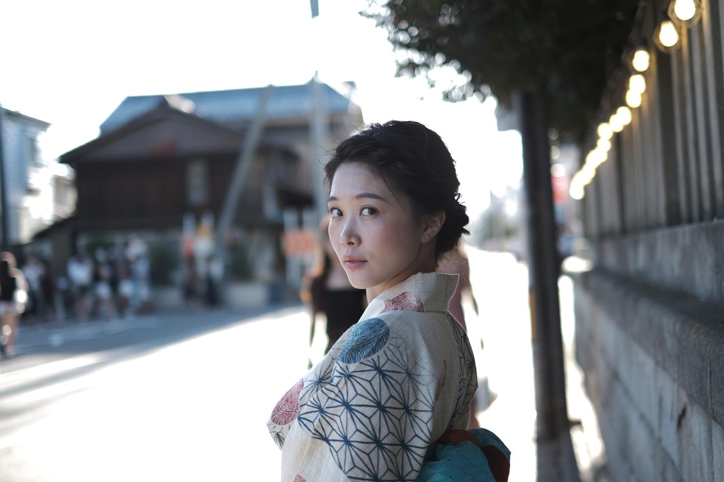井上彩子 -2018 AUGUST-
