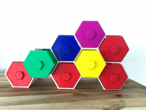 Hex Drawers