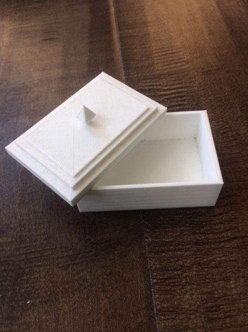 Square Jewelry Box