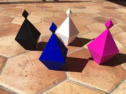 Pyramid Jewelry Box
