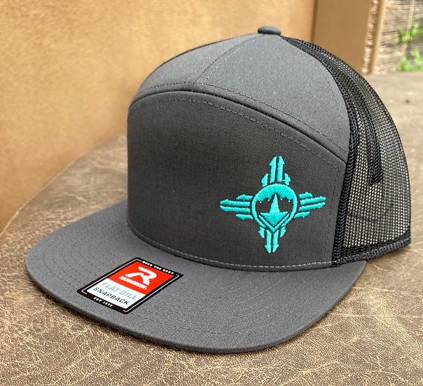 7 Panel Zia Point It Snap Back
