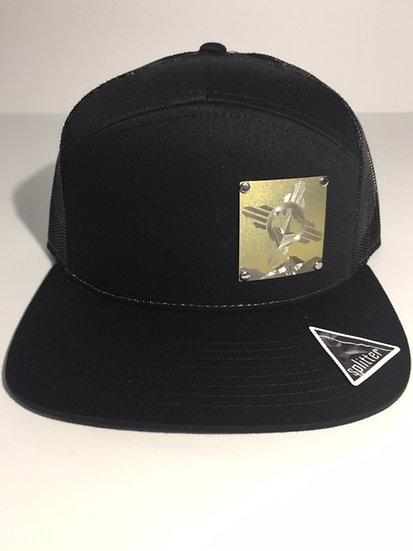Titanium JPI Zia square hat