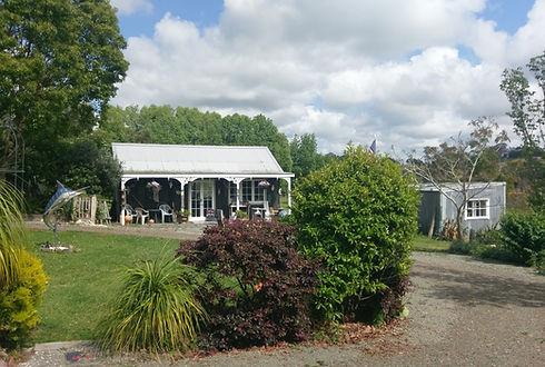 Foxhanger Studio | Moewaka Villa | New Zealand