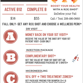Fall into Wellness
