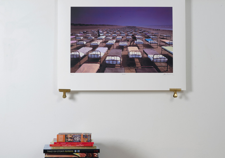 Momentary Lapse Of Reason, archival inkjet edition of 295