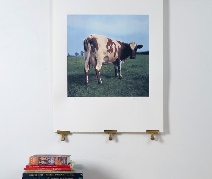 Atom Heart Mother silkscreen edition of 295