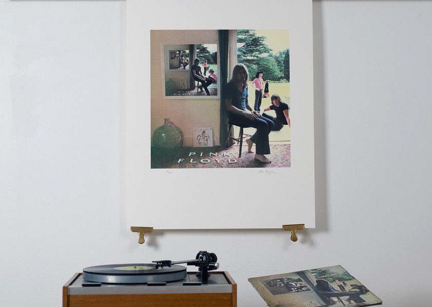 Ummagumma silkscreen edition of 295