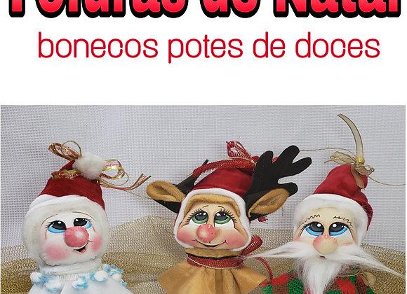 Fofuras de Natal- Apostila impressa