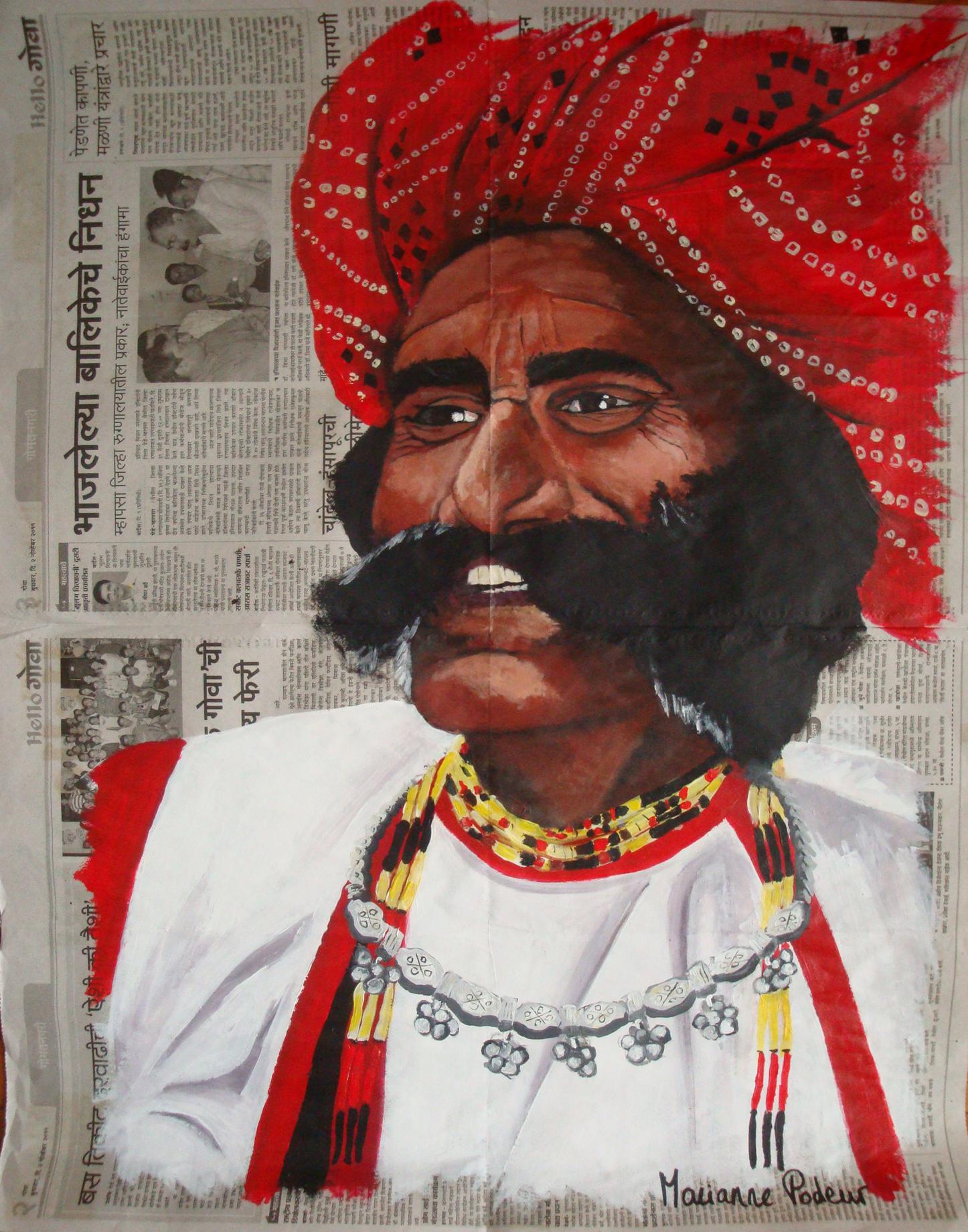 INDE - Le sourire de Jaipur