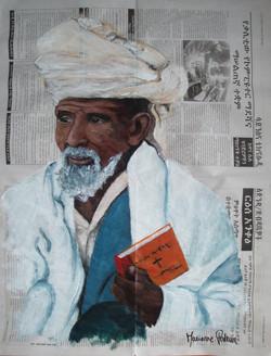 ETHIOPIE - Méditation