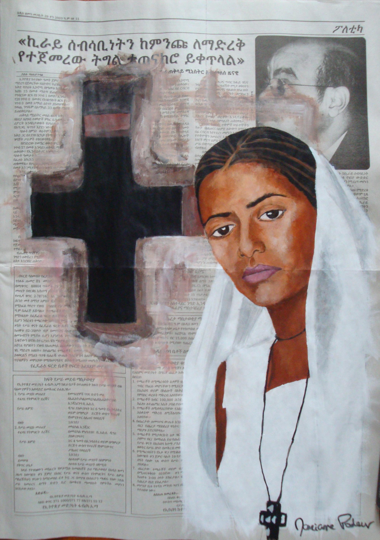 ETHIOPIE - Le recueillement