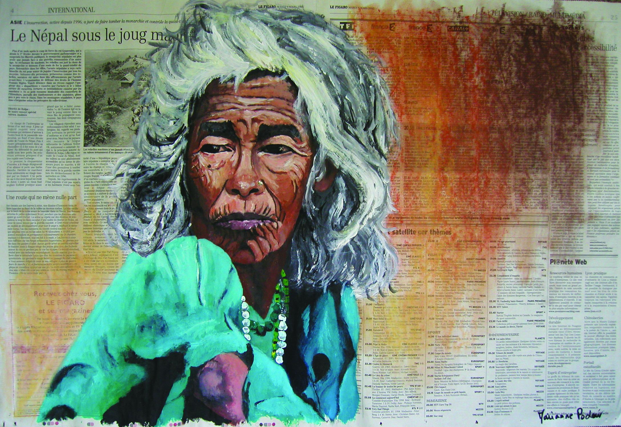NEPAL - La désillusion